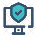 Monitor Protection Icon
