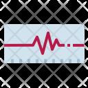 Attack Ecg Monitor Icon