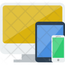 Monitor Screen Tablet Icon