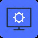 Monitor Setting Icon