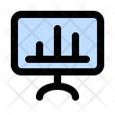 Monitor Statistic Icon