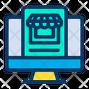 Monitor Store Icon
