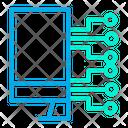 Monitor Computing Computer Icon