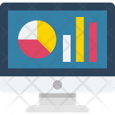 Monitoring Productivity Sales Report Icon
