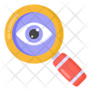 Supervision Monitoring Oversight Icon