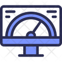 Seo Computer Gauge Icon