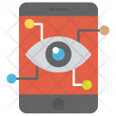 Mobile Network Monitoring Icon