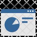 Monitoring System Statistics Icon