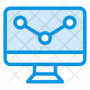 Monitoring System Report Screen Icon