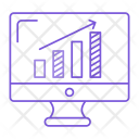 Monitoring website Icon