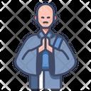 Imonk Japan Monk Religion Icon