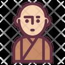 Monk avatars Icon