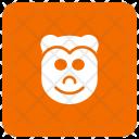Monkey Puppy Animal Icon