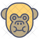 Monkey Eat Icon