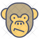Monkey Bored Icon