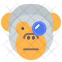 Monkey Science Icon