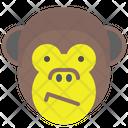 Monkey Bored Icon