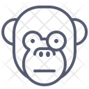 Monkey Science Icon