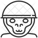 Monkey In Space Icon
