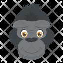 Baboon Monkey Animal Icon