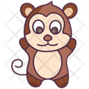 Animal Monkey Wild Animal Icon