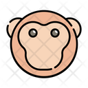 Monkey Primate Ape Icon