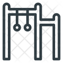 Monkey Bars Workout Icon