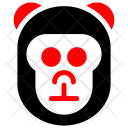 Monkey Animal Gorilla Icon