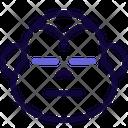 Monkey Meh Icon