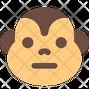Monkey Neutral Icon