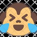 Monkey Tears Of Joy Icon