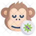 Monkey Virus Icon