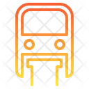 Mono Rail Transport Transportation Vehicle Sky Train Icon
