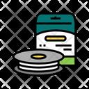 Monofilament Cast Bait Icon