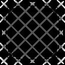 Monogram Frame Photo Frame Decorative Frame Icon