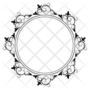 Monogram Frame Icon