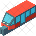 Monorail Train Tram Icon