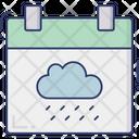 Monsoon Season Icon