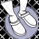 Monsoon Wear Shoes Shoes Footwear Icon