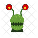 Monster Scary Evil Icon