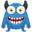 Blue Devil Character Icon