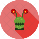 Monster Insect Evil Icon