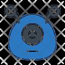 Monster Alien Space Icon