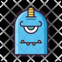 Monster Alien Character Icon