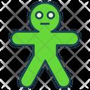 Halloween Horror Monster Icon