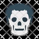 Monster Dracula Zombie Icon