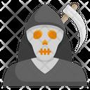 Halloween Monster Devil Icon
