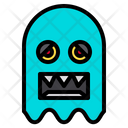 Monster Horror Scary Icon