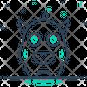 Monster Creature Alien Icon