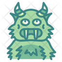 Monster Character Costume Icon